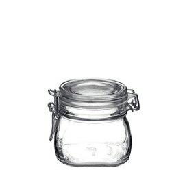 優れた密閉性、ボルミオリロッコ ガラスフィドジャー0.5L 1.49210 RBR0603,8-0239-0103_ES