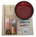 麺台60×60cm 4~5人用 家庭用麺打ちセットA A-1230 実演DVD付そば打ちセット
