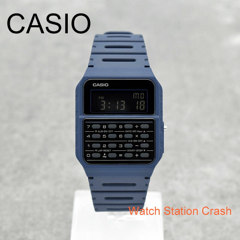 CASIO Calculator Watch 5CASIO calculator CA53WF-...