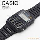 【5年保証】CASIO カシオ デジタル 腕時計 メンズ 計算機 アラーム ストップウォッチ 機能付き CA53W-1 チープカシオ チプカシ CA-50 後続機種