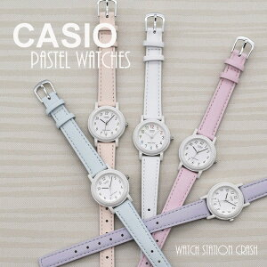 CASIO レディース キッズ 腕時計 LQ139L LQ-139L カシオ チープカシオ チプカシ プチプラ パステルカラー 可愛い パステルカラー BOX無し メール便発送