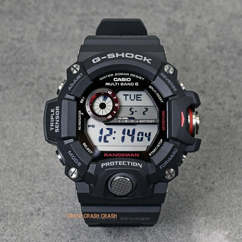 腕時計, メンズ腕時計 5 gw-9400-1 gw9400-1 CASIO G-SHOCK RANGEMAN MASTER OF G G