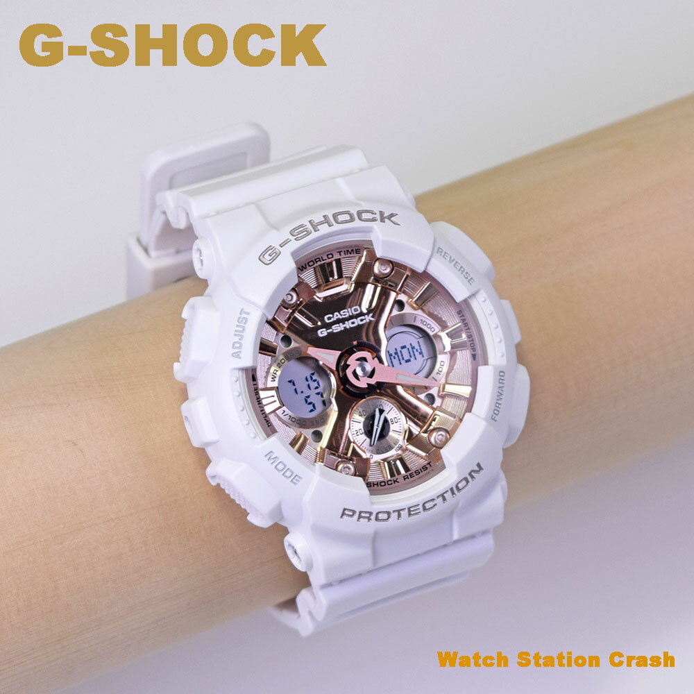 腕時計, レディース腕時計  G-SHOCK G CASIO S GMA-S120MF-7A2 BABY-G