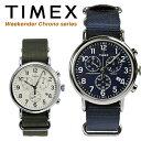 TIMEX タイメックス 腕時計 メンズ クロノグラフ ウィ...