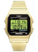 [ポイント2倍]TIMEX タイメックス 腕時計T78677 デジタルTIMEX80 クラシック ゴールド(あす楽)送料無料/ラッピング無料