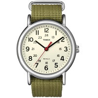 【TIMEXWATCHタイメックス】ウィークエンダーセントラルパークユニセックスT2N651