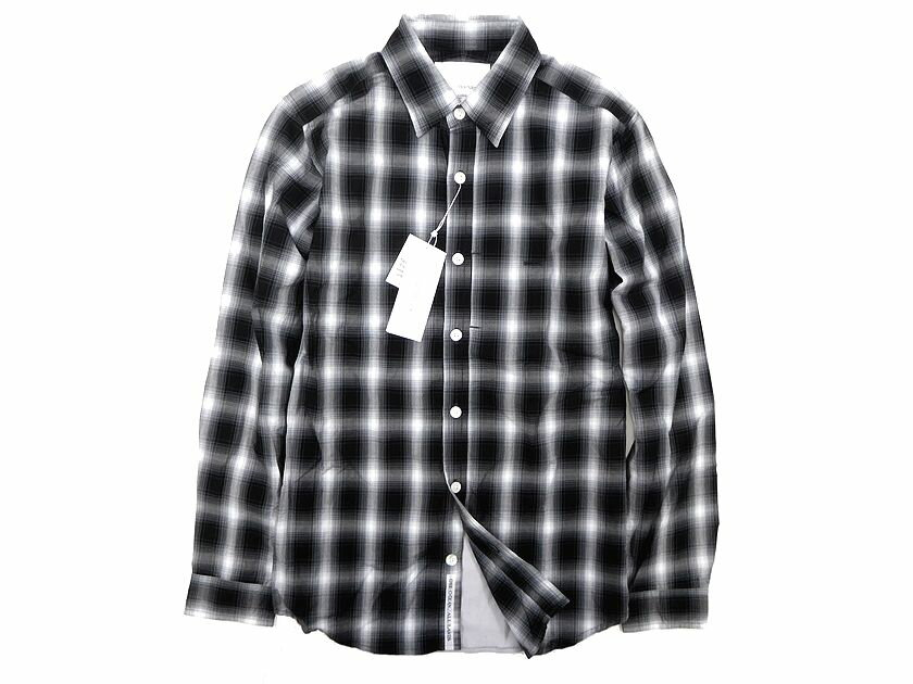 トップス, カジュアルシャツ nanamica monotone check wind shirt XS mo20171018-7 SALE