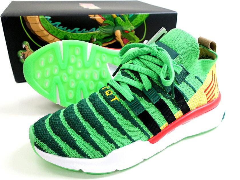 メンズ靴, スニーカー adidas originals DRAGON BALL Z EQT SUPPORT MID DB Shenron 2.2 25-01 26-02 26.5-03 27-04 27.5-0502001022k20