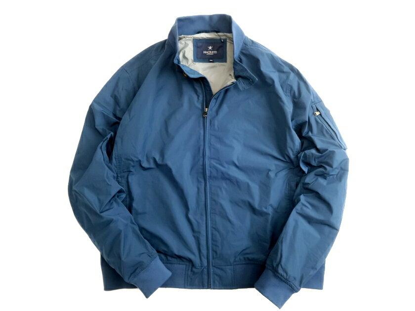 メンズファッション, コート・ジャケット HACKETT LONDON MEMORY BLOUSON HM401971 4.2 XXL02710622k22