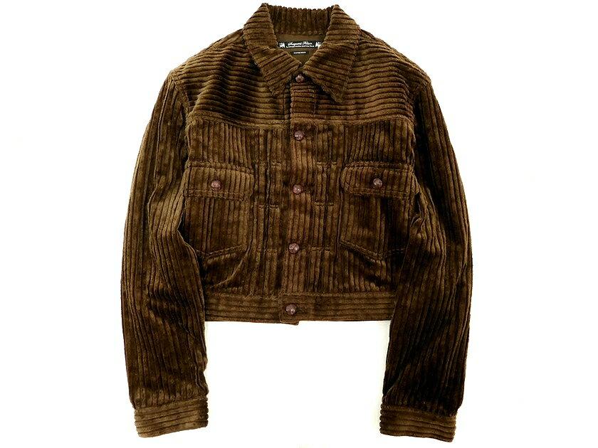メンズファッション, コート・ジャケット  Sasquatchfabrix. SHORT LENGTH CORDUROY JKT BROWN SMALL(ky181024-1).MEDIUM(ky1 81024-2).LARGE(ky181024-3)