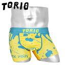 TORIO/トリオ ボクサーパンツ メンズ 下着 アンダーウェア ドリップPINK ペイント おしゃれ ツルツル かわいい ブランド おもしろパンツ 男性 プレゼント プチギフト 誕生日プレゼント 彼氏 父 息子 ギフト 記念日 1901010 S3P