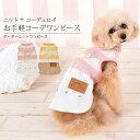 CRAZYBOO / クレイジーブーボーダーニットワンピースXS / S / M / Lサイズ犬服 / 犬の服/ ドッグウェア