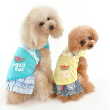 CRAZYBOO / クレイジーブースイカプリント タンクトップXS / S / M / L / XL / XXL / DS / DMサイズ犬服 / 犬の服/ ドッグウェア