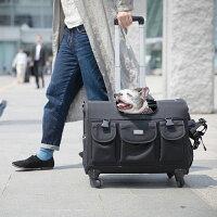 TAKEME中型犬・多頭飼い用キャリーバッグLサイズリュック&カート送料・代引き手数料無料中型犬用キャリーバッグ多頭飼い用キャリーバッグペットグッズペットカート