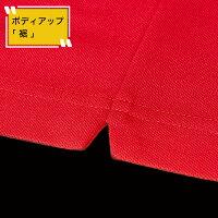還暦祝い、プレゼント。父母友人上司に、赤いポロシャツの裾のアップ