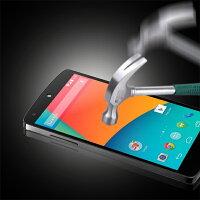 Nexus5用液晶保護ガラス2
