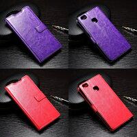 HuaweiP9lite専用レザーケース手帳型全6色6