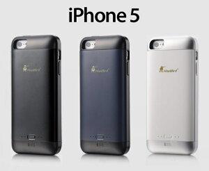 ◎大容量iPhone5バッテリー内蔵ケース!!◎バッテリー切れの心配を解消♪バッテリー内蔵 iPhone5...