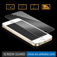 iPhone5S5C用液晶保護ガラス2
