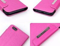 iPhone5専用レザーケース財布型6