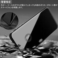 iPhoneX背面ガラスケース7