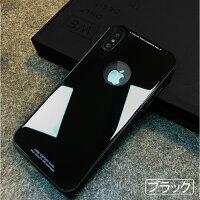 iPhoneX背面ガラスケース9