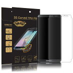 【送料無料 メール便発送】 Samsung Galaxy S8 (Docomo SC-02J、AU SCV36) 用液晶保護フィルム 全画面カバー TPU素材 (スクリーンプロテクター) VMAX 【 GalaxyS8 ケース Screen protector アクセサリー】