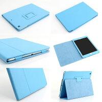 iPadAirスマートケーススリープ機能付け全10色3