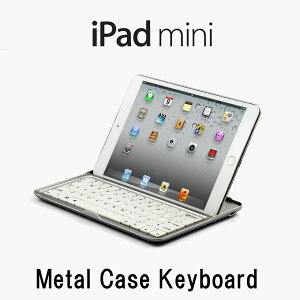 ● iPad mini本体とマッチしたアルミニウムボディ● 1回の充電で約55時間使えるリチウムイオン...