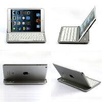 iPadminiBluetoothキーボードアルミケース3