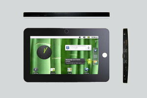 Unipad70-P4Android 2.2 Flash10.1 / Android Mark7インチ 800×480 静電式マルチタッチCPU: S...