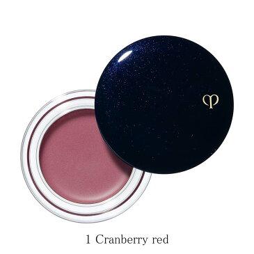 資生堂 [クレ・ド・ポー ボーテ]ブラッシュクレーム(1 Cranberry red)(国内正規品)