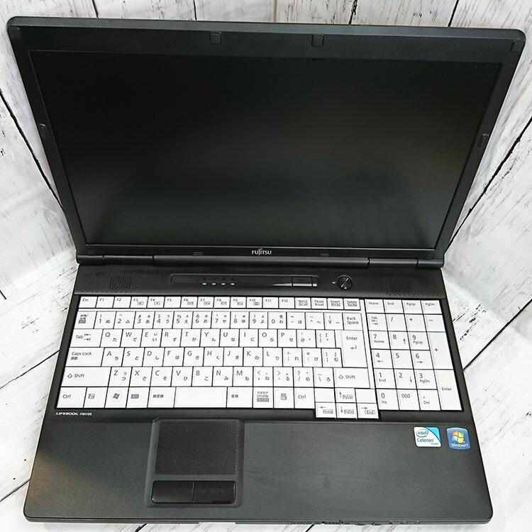 パソコン, ノートPC  A561DX Celeron (B710) Windows10 Office 4GB 15.6 SSD