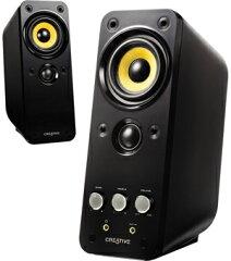 【クリエイティブメディア直販】ロングセラー高音質ステレオスピーカーがモデルチェンジでさら...