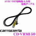 カロッツェリア CD-VRM150 エアーナビ/楽ナビポータブル用 映...