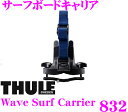 THULE Wave Surf Carrier TH832 スーリ...