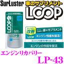 【2/25はP2倍】シュアラスター Surluster LOOP LP-43 エンジ...