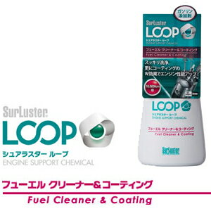 Surluster★ Surluster LOOP LP-12 Fuel Cleaner & Coating