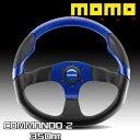 【3/1はP2倍】MOMO モモ ステアリング C-65 COMMANDO 2 35φBL...