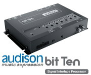 オーディソン デジタルオーディオプロセッサー クロスオーバー バンドイコライザー タイムアライメント システム ハイエンド オーディオ