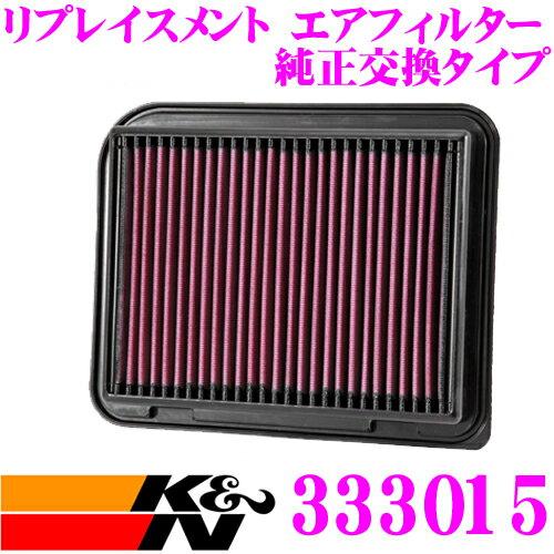 吸気系パーツ, エアクリーナー・エアフィルター KN 33-3015 GF7W GF8W MR968274