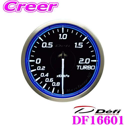 メーター, ターボ計・ブースト計 Defi DF16601 Racer Gauge N2( N2) 2.0 60