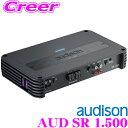 AUDISON オーディソン AUD SR 1.500 車載用 1ch 1チャンネル ...