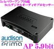 オーディソン Prima AP5.9bit/R(RHD用)20W×2ch+50W×2ch+140Wアンプ内蔵9chデジタルオーディオプロセッサー【スピーカー入力&デジタル入力/9chクロスオーバー/タイムアライメント/10バンドP-EQ】