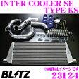 【本商品エントリーでポイント7倍!】BLITZ ブリッツ インタークーラー SE type JS 23124 日産 30系 スカイラインGT-R用 INTER COOLER Standard Edition