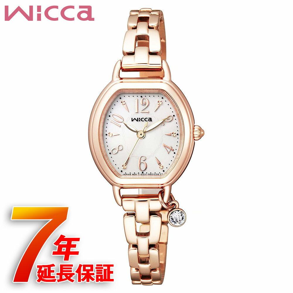 腕時計, レディース腕時計 wicca KP2-566-91