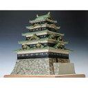 【日本製】建築1/150江戸城【ウッディジョーの木製模型】WoodyJOE【代引不可】