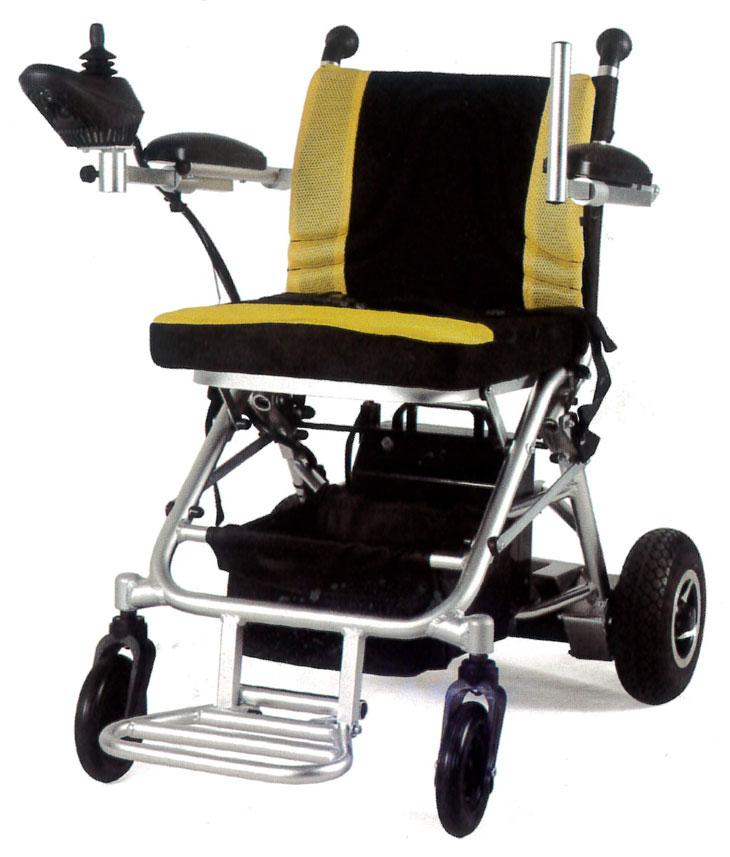 睦技研『電動車椅子そよ風』