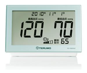 テルモ 上腕式血圧計ES-R800SZ