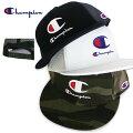 ChampionチャンピオンメッシュキャップストレートキャップベースボールキャップチャンピョンMESHCAPメンズレディースユニセックス帽子